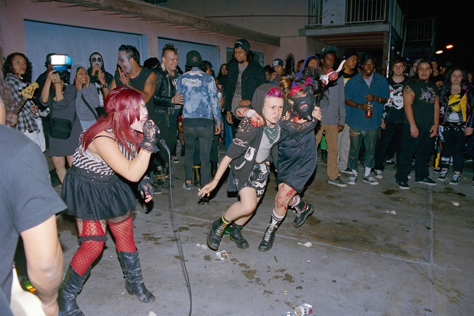 los angeles backyard punk comes to montreal